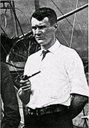 Thomas selfridge smoking pipe
