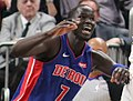 Thon Maker - Pistons vs. Pacers Oct 23 2019 (cropped).jpg