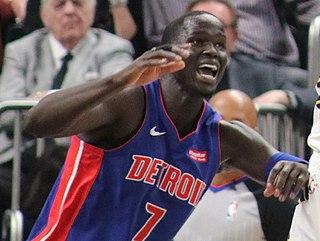 Thon Maker Australian basketball player
