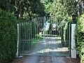 Thorne Barton Hall Gates - geograph.org.uk - 188705.jpg