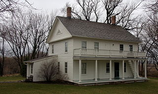 Thorstein Veblen Farmstead United States historic place