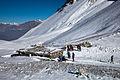 Thorung La pass teahouse and marker (17,769 ft) (4522749195).jpg