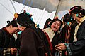 Tibetan Female Headdress in Kham Derge Mesho 8.jpg