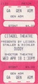 "Ticket to Musical Play ""Duddy"" for April 18, 1984.tif"