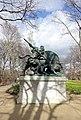 Tiergarten - Fritz Schaper - Chasse au bison (Berlin).jpg