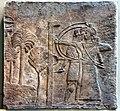 Tiglath-pileser III's army attacks a besieged city in southern Iraq. From Nimrud, Iraq, c. 728 BCE. British Museum.jpg