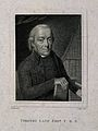 Timothy Lane. Line engraving by P. Audinet after W. Patten. Wellcome V0003354.jpg