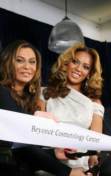 File:Tina Knowles and Beyoncé cropped.jpg
