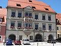 Tirschenreuth 2009 - Rathaus am ob. Marktplatz - panoramio.jpg