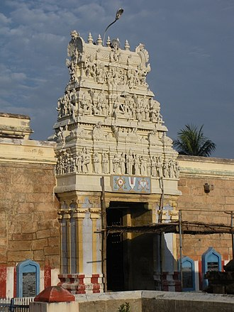 Pundarikakshan Perumal Temple - Image: Tiruvellarai 3