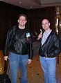 Tobias Buckell & John Scalzi (102812505).jpg