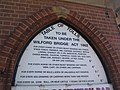 Toll charges for Wilford bridge - geograph.org.uk - 753652.jpg