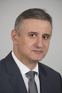 Tomislav Karamarko Croatian politician