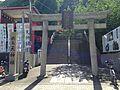 Torii of Tokushima Tenjin Shrine.JPG