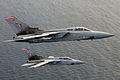 Tornado F3 patrolling over the Falkland Islands. MOD 45147765.jpg