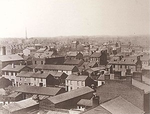 Armstrong, Beere and Hime panorama - Image: Toronto 1856 3