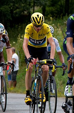 Tour de France 2015, Stage 18, Chris Froome.jpg