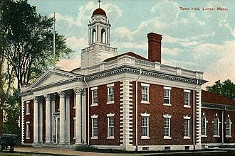 Lenox, Massachusetts - Town Hall