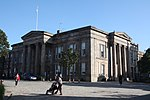 Town Hall, Macclesfield. 1823-4. Recently refurbished..JPG
