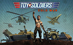 Toy Soldiers: Cold War branding art
