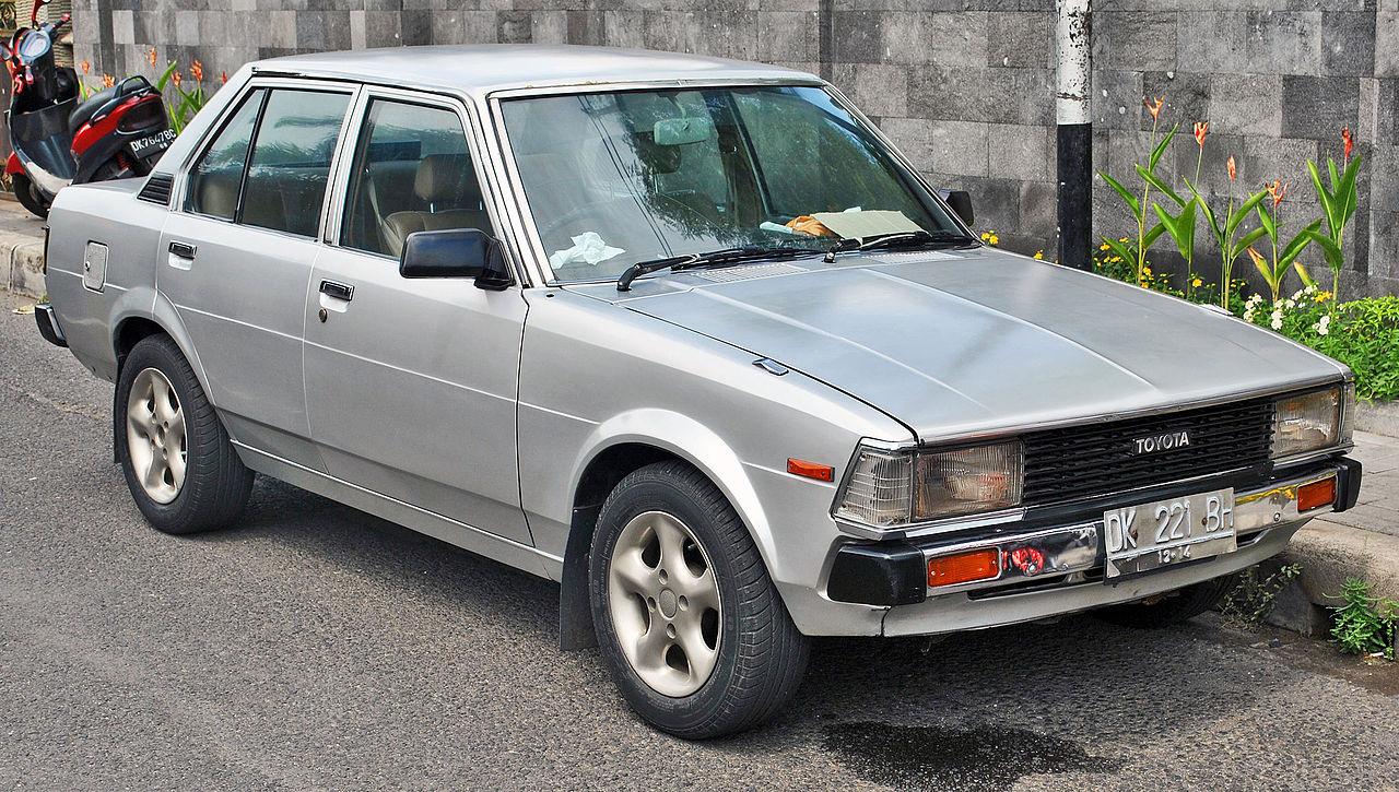 File:Toyota Corolla DX (front), Denpasar.jpg - Wikimedia