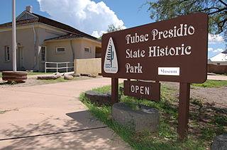 Tubac Presidio State Historic Park state historic park