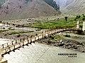 Traditional Bridge at Naran - Pakistan - Naran Motorbike Trip - 2008.jpg