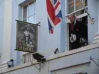 Trafalgar 200, Penzance Union Hotel 3