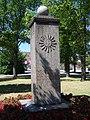 Trelleborg, Denkmal DEM SCHWEDISCHEN VOLK (2008-07-27).JPG