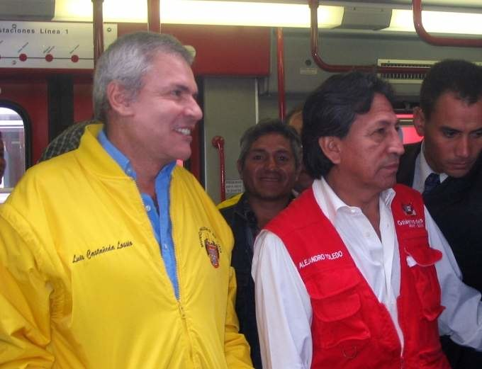 Tren Urbano Lima 4