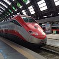 Trenitalia at Milan Central Station.jpg