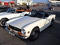 Triumph TR 6 dutch licence registration 20-YA-83.JPG