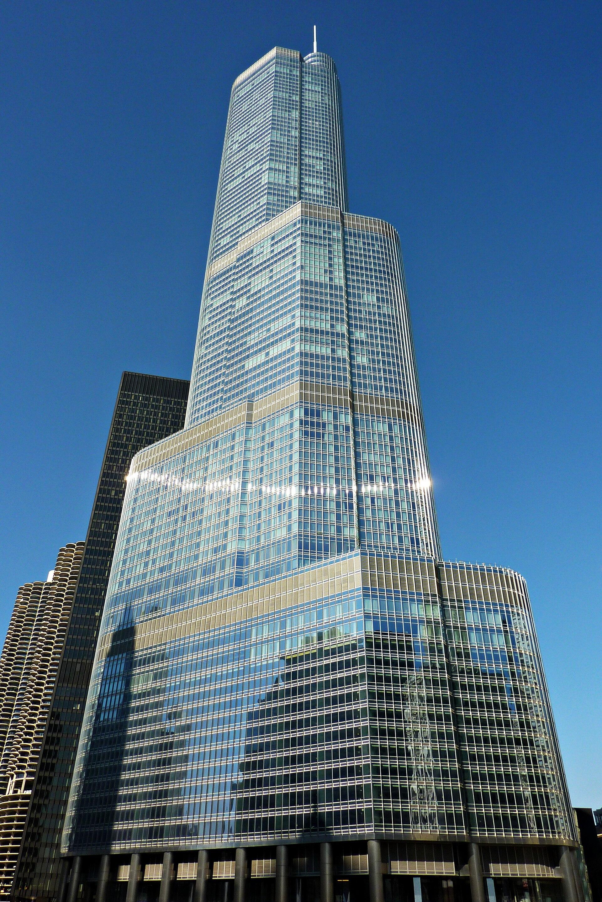Trump Plaza Hotel In New York City