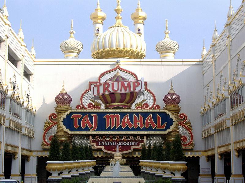 Trump Taj Mahal, 2007.jpg