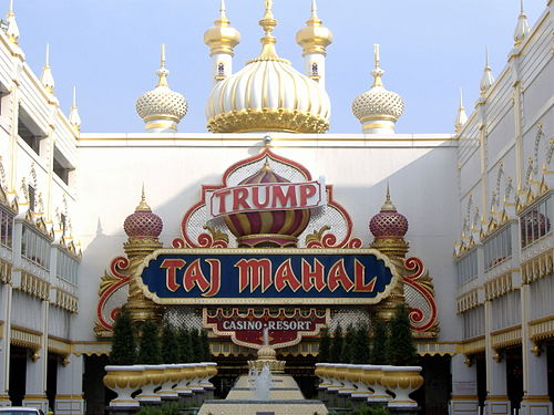 Trump casino resort gambling markets