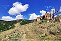 Tsaghkunyats Mountains and Neghuts Monastery.jpg