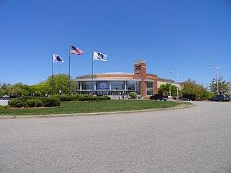 Tsongas Center - Image: Tsongas Center at U Mass Lowell