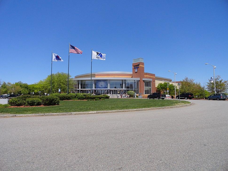 Tsongas Center at UMass Lowell