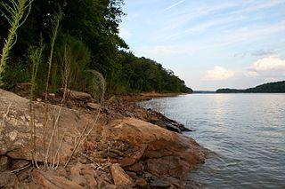 Tugaloo human settlement in Georgia, United States of America