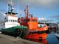 Tugboats Leao Dos Mares and Sea Falcon 2.jpg