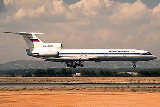 Aeroflot Flight 3519 1984 Russian aviation accident