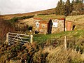 Turfed thatched croft, Rireavach. - geograph.org.uk - 309578.jpg