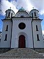Tuzla - Saint George Serbian Orthodox church 3 (2019).jpg