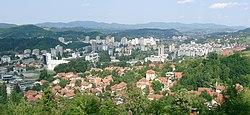 View of Tuzla