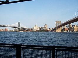 Two Bridges, Manhattan