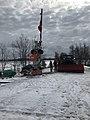 Tyendinaga rail blockade February 10, 2020 02.jpg