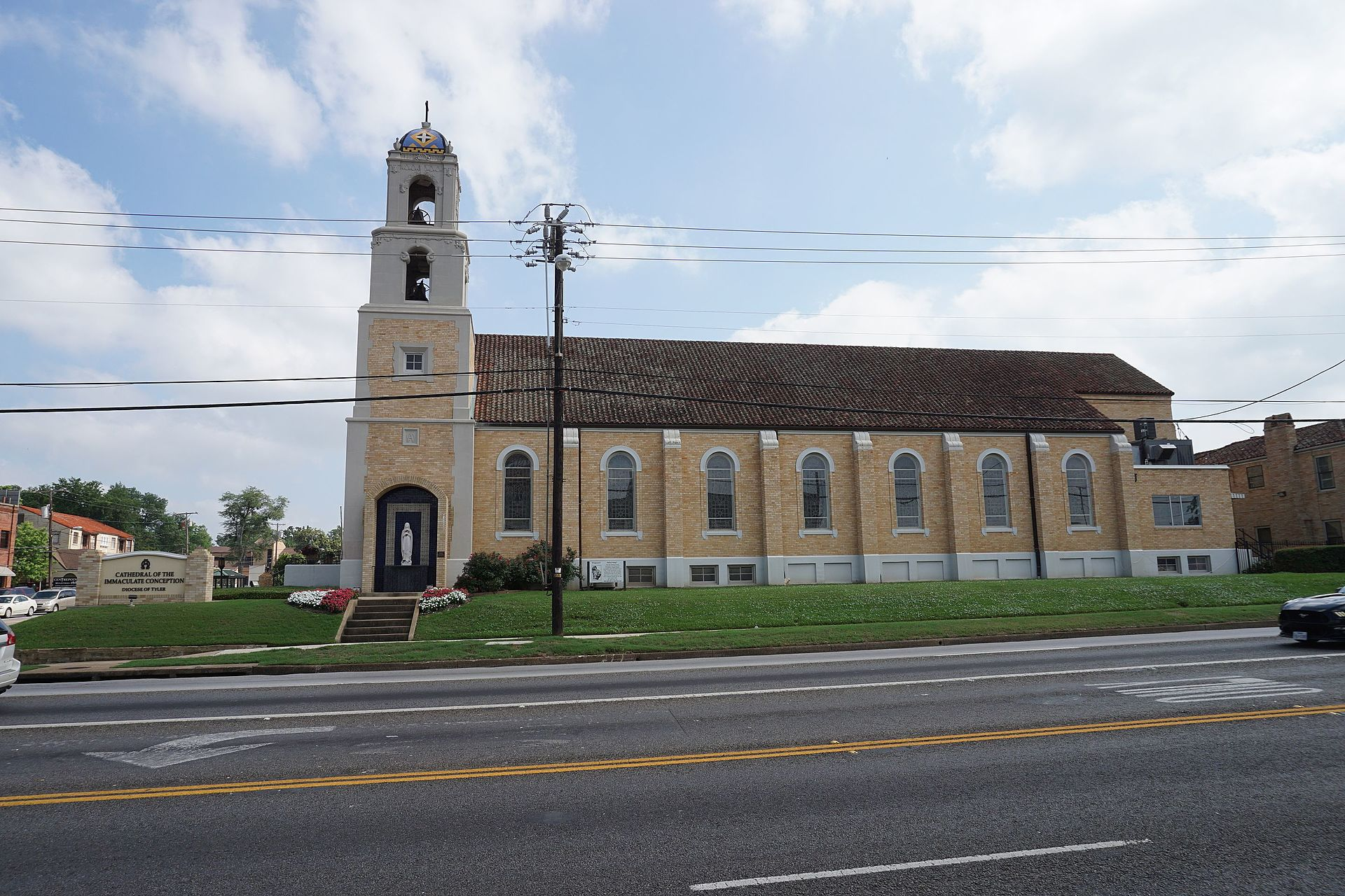 Cathedral of the Immaculate Conception (Tyler, Texas ...