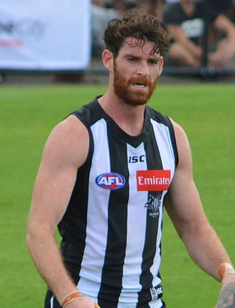 Tyson Goldsack - Goldsack during a pre-season match in March 2017