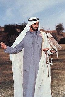 Zayed bin Sultan Al Nahyan Sheikh of Abu Dhabi