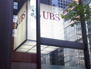 English: UBS Investment Bank's Offices at 299 ...